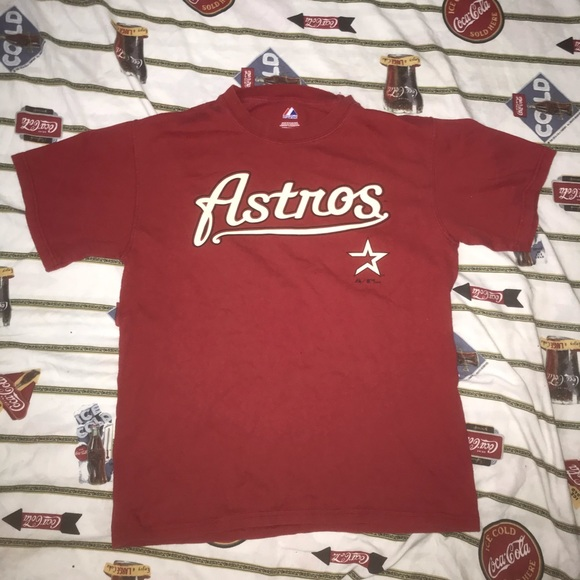 Majestic Other - Vintage Astros shirt